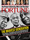 Fortune Magazine Cover - Black Power Inc.